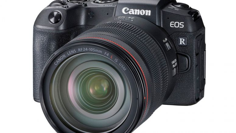 Canon EOS RP Full-Frame Camera Officially Announced