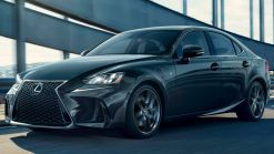 Black Line Special Edition Comes To 2019 Lexus IS 300 F Sport
