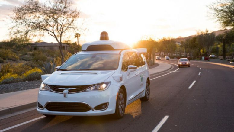 Waymo May Work On Self-Driving Cars With Renault-Nissan