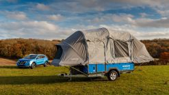 Nissan X OPUS Concept Camper Is Powered By Recycled Leaf Batteries