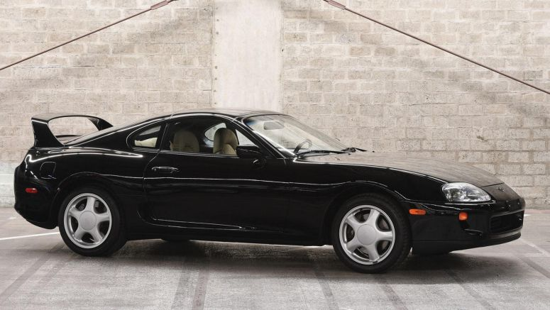 1994 Toyota Supra Twin Turbo Just Sold For Nearly $174,000