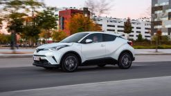 Toyota Plans To Bring An EV To Europe By 2021, Could Be The Electric C-HR