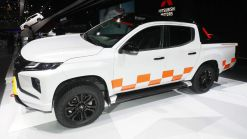 Europe's 2019 Mitsubishi L200 Adopts New Family Face, 2.2L Turbo Diesel