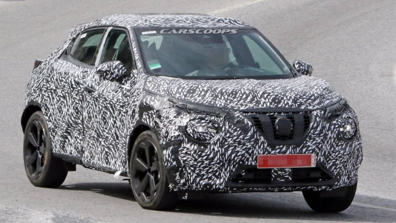 2020 Nissan Juke: New Camo Drop Gives Us Our Best Look Yet