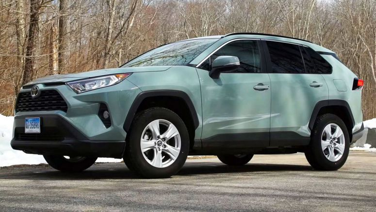 2020 Toyota RAV4 Is A Good Performer Despite Stiff Ride, Says Consumer Reports