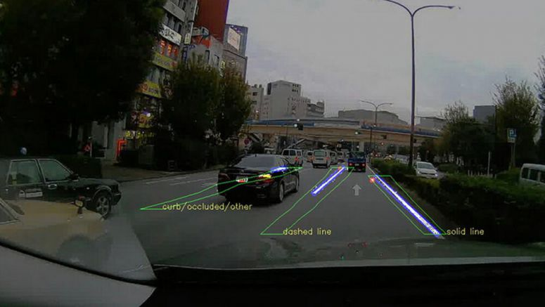Toyota Looking To Develop HD Maps For Autonomous Cars
