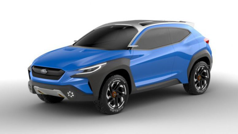 A stylish Subaru? Viziv Adrenaline previews next-gen Crosstrek