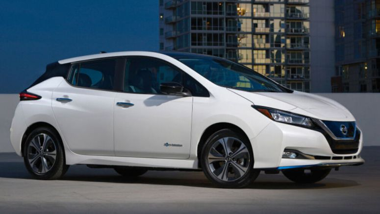 Nissan Leaf becomes the first EV to surpass 400,000 sales