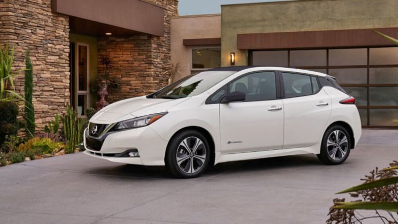 2019 Nissan Leaf Review and Buying Guide | Leaf branches out