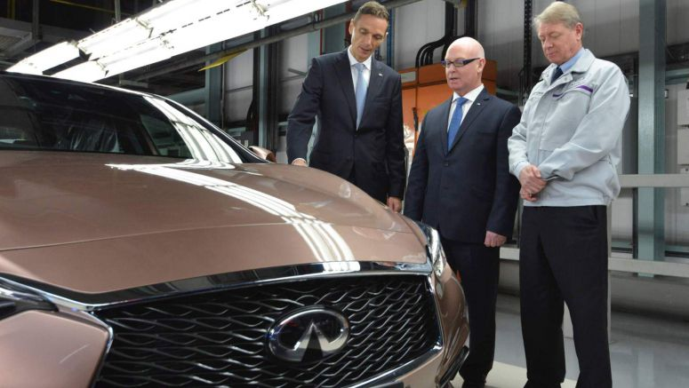 Infiniti Leaving Western Europe In 2020, Ending Q30, QX30 UK Production This Summer