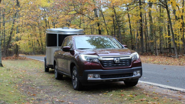 2018 Honda Ridgeline and Airstream Basecamp X | A match made in Michigan
