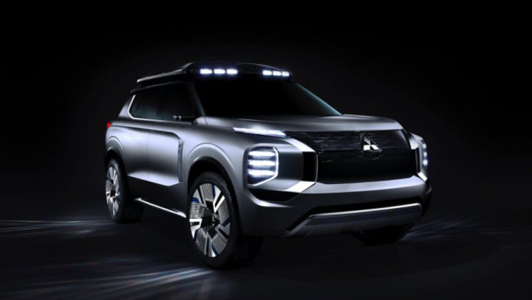 Mitsubishi Engelberg Tourer concept is a 4WD plug-in hybrid