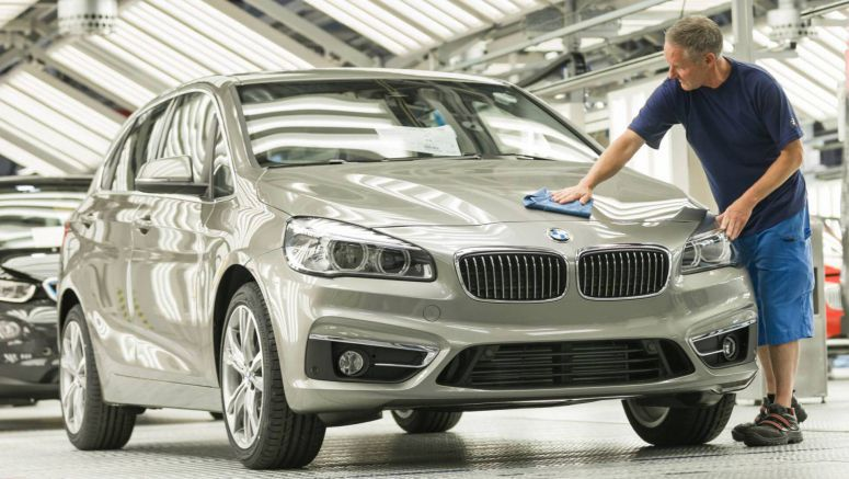 BMW Reportedly Interested In Buying Honda's Swindon Plant To Increase UK Capacity
