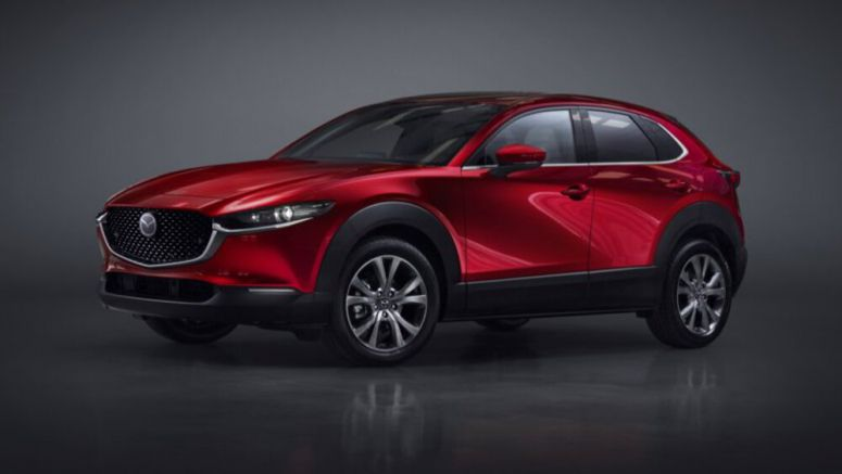 Mazda CX-30 'just right' crossover will head from Geneva into production