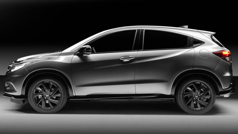 Honda HR-V Sport Launched In The UK, Costs CR-V Money