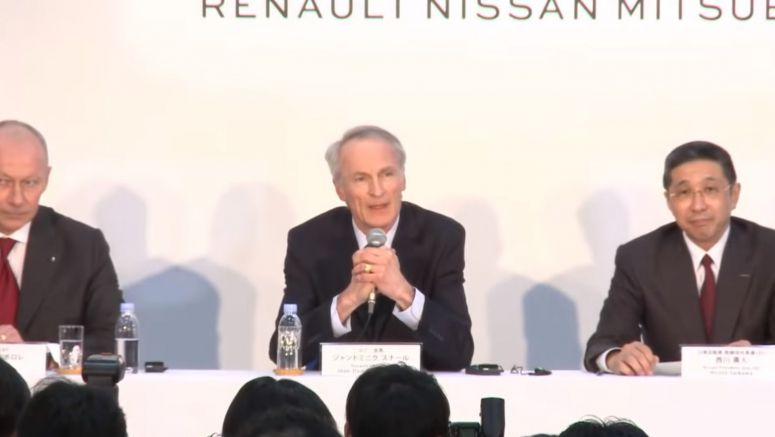 Renault, Nissan And Mitsubishi Announce