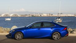 2019 Lexus IS 350 AWD Drivers' Notes Review | Trouble in tech town