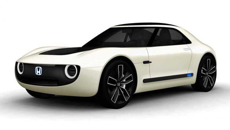 Honda's RWD Sports EV Concept Might Follow E Prototype Into Production