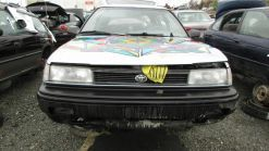 Junkyard Gem: 1991 Toyota Corolla DX Wagon art car