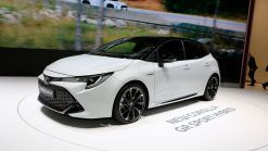 Toyota Corolla GR Sport And Corolla Trek Join The Model's European Family (Live Pics)