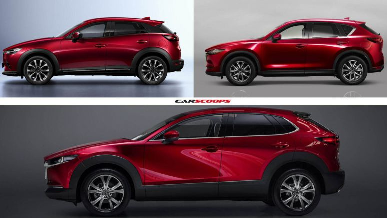 Mazda CX-30 vs. CX-3 vs. CX-5: Which One Is Your Favorite?