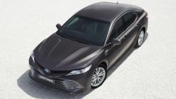 2020 Toyota Camry Hybrid Hits UK Showrooms On April 1st
