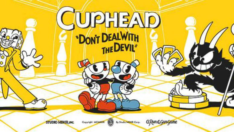 Cuphead Co-Op Gameplay Shown Off On The Nintendo Switch