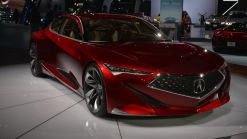 New Acura Flagship Sedan Concept Coming To Pebble Beach