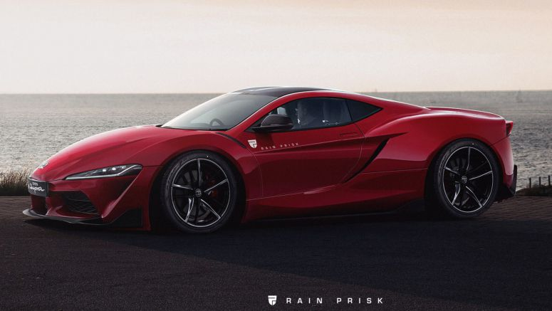 New Toyota Supra Would Work Very Well As A Mid-Engined Supercar