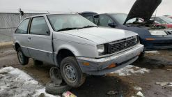 Junkyard Gem: 1986 Isuzu I-Mark Hatchback