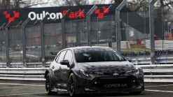 New Toyota Corolla Touring Race Car Makes Track Debut