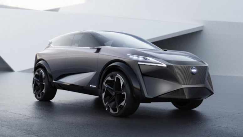 Nissan IMQ unveiled in Geneva to show us where crossover design is headed