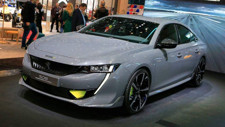 Concept 508 Peugeot Sport Engineered Is A Sharp-Clawed Feline Awaiting Release