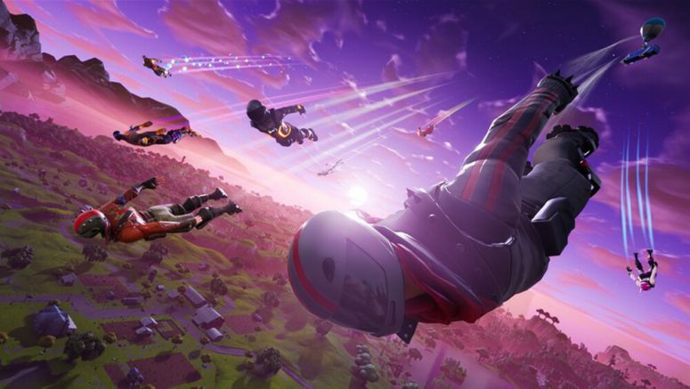 Fortnite Update Forces Xbox One And PS4 Players To Fight Each Other