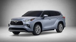 2020 Toyota Highlander Looks At RAV4 For Inspiration, Gets New 34 MPG 4-Cylinder Hybrid