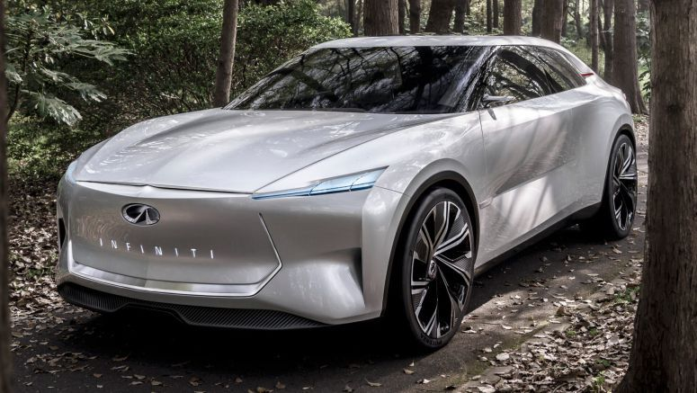 Infiniti Qs Inspiration Previews An Upcoming Electrified Production Model