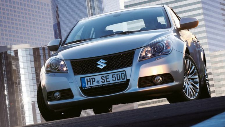 Suzuki Grand Vitara And Kizashi Recalled In The U.S. Over Airbag Issue