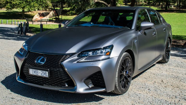 Driven: 2018 Lexus GS F Is Proof That Power Isn't Everything