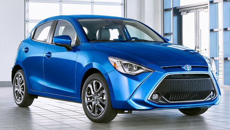 2020 Toyota Yaris Hatchback Is A Mazda2 In Disguise