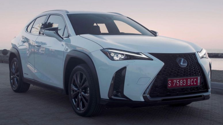 Lexus UX 250h: A Well-Made, Frugal Looker That's Devoid Of Driving Thrills