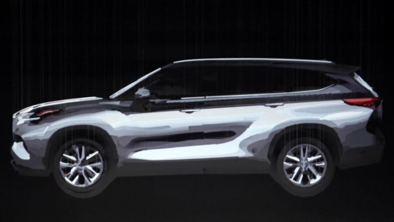 2020 Toyota Highlander: All-New SUV Teased And Ready For NY Show Debut