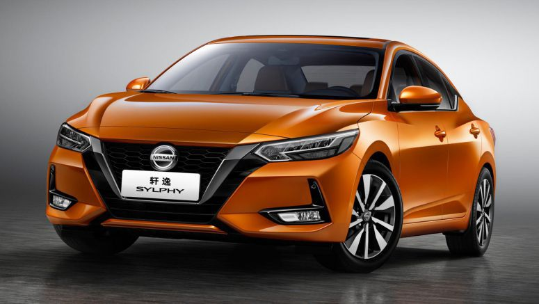 All-New Nissan Sylphy Launches In Shanghai And Previews New Sentra