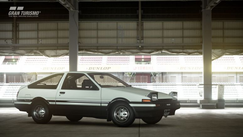 'Gran Turismo Sport' adds Toyota AE86 in new free car pack