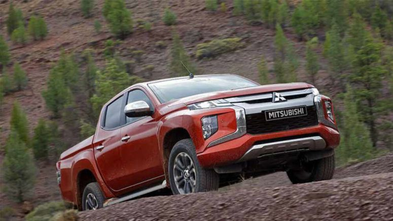 Mitsubishi wants a compact pickup for the U.S. market, but won't rush it