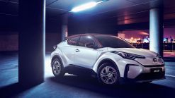 Toyota brings out electric C-HR for the Chinese market (for now)