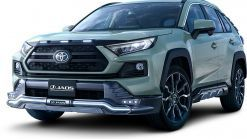 Toyota's TRD And Modellista Go Wild With 2019 RAV4 Mods In Japan