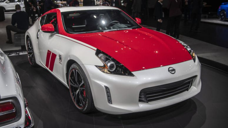 2020 Nissan 370Z 50th Anniversary Edition pricing announced