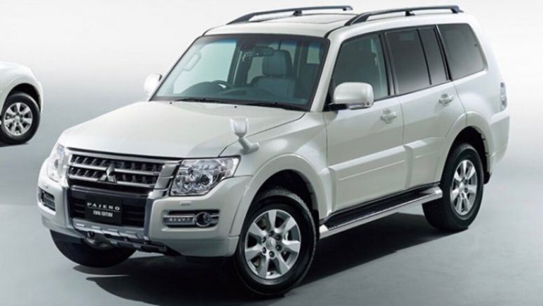 Mitsubishi Pajero Final Edition marks end of Japanese availability