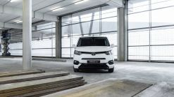 2020 Toyota Proace City Is A Rebadged, PSA-Built Compact Van