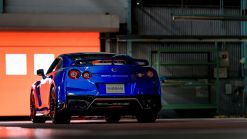 2020 Nissan GT-R Brings Back R34's Iconic Bayside Blue For 50th Anniversary Edition